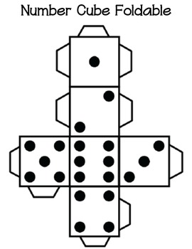 Multiplying With Dice Independent Workstation or Center
