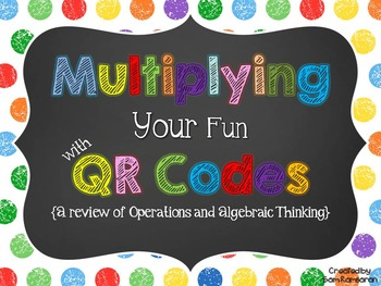 Multiplying Your Fun with QR Codes