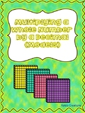 Multiplying a Whole Number Times a Decimal (Models)