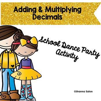 Adding and Multiplying Decimals