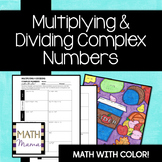 Multiplying and Dividing Complex Numbers - Math with Color