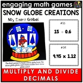 Multiply and Divide Decimals Game