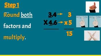 Multiplying and Dividing Decimals Slides (TPR)
