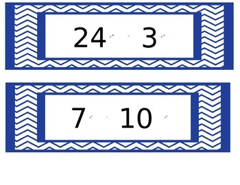 Multiplying and Dividing ExponentsScavenger Hunt