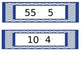 Multiplying and Dividing ExponentsScavenger Hunt