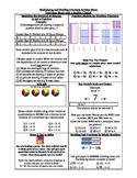 Multiplying and Dividing Fractions Math Centers