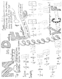 Multiplying and Dividing Fractions Math Doodle KEY