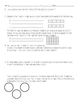 Multiplying and Dividing Fractions Quiz 1