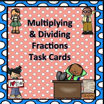 Multiplying and Dividing Fractions - BrainPOP