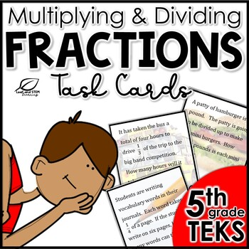 Multiplying and Dividing Fractions with Wholes Center