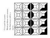 Multiplying and Dividing One Step Equations Puzzle