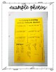 Multiplying and Dividing Scientific Notation Lesson for Interactive Notebooks