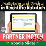Multiplying and Dividing in Scientific Notation Distance L