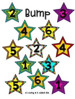 Multiplying by 1 Bump