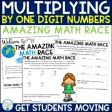 Multiplying by 1-Digit Numbers