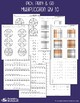 Multiplying by 10 Practice Sheets, Multiply by 10 Worksheets With Answer Keys