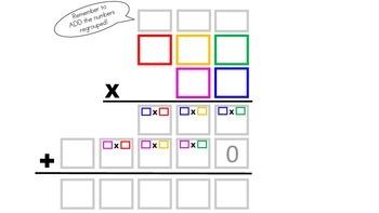 Multiplying by 2-Digit Number