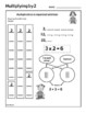 Multiplying by 2 - Math Multiplication Games and Lesson Plan