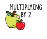 Multiplying by 2s Worksheets