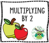 Multiplying by 2s Packet
