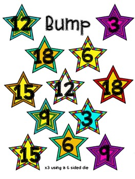 Multiplying by 3 Bump