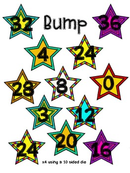 Multiplying by 4 Bump