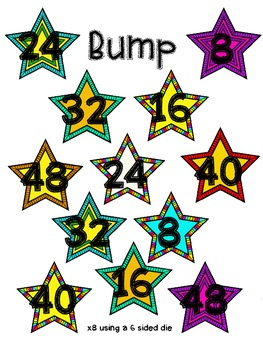 Multiplying by 8 Bump