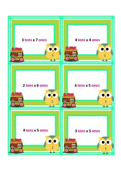 Multiplying by Multiples of 10