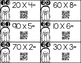 Multiply by Multiples of 10