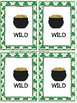 Multiplying by Multiples of 10 Task Cards & Game (St. Patr