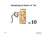 Multiplying by Powers of Ten