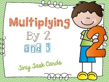 Multiplying by Two and Three
