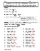 Multiplying by a Power of Ten Worksheet