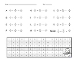 Multiplying fractions with simplifying