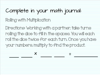 Multiplying one digit by two digits