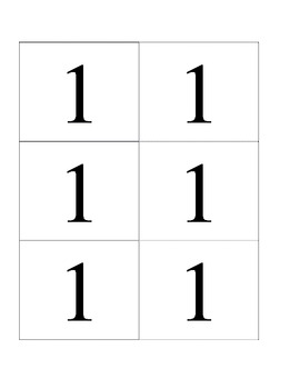 Multiplying to 100 - active math game