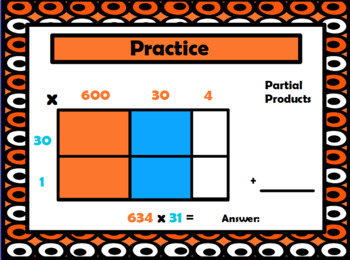 Multiplying with Area Models