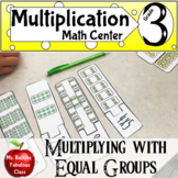 Introduction to Multiplication Multiplying with Equal Groups Activity 3.oa.1