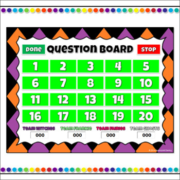 Multiplying 3 Digit  by 1 Digit Number Powerpoint Game