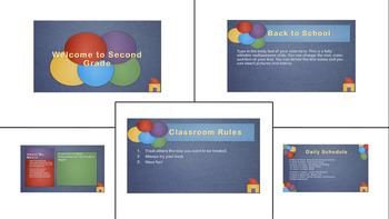 Multipurpose Construction Paper Template
