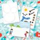 Multipurpose Language Activities: Build Language By Building A Snowman!