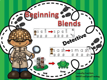 Beginning Blends Tap Cards