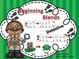 Blending and Segmenting Activities Binder Level 1