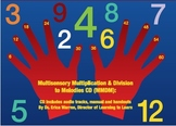Multisensory Multiplication and Division to Melodies CD: MMDM