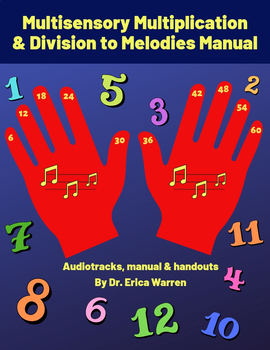 Multisensory Multiplication and Division to Melodies: MMDM Download