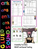 -ng -nk Word Work Activities Level 1 Unit 7