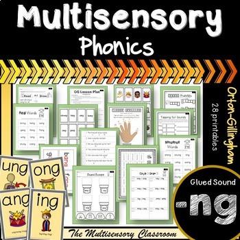 Multisensory Phonics