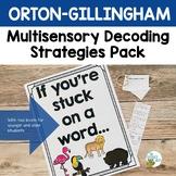 Reading Strategies: Word Attack Decoding | Orton Gillingha
