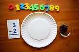 Multisensory Subtraction Fact Activity