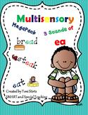 Sounds of EA  Multisensory Phonics Orton Gillingham Pack